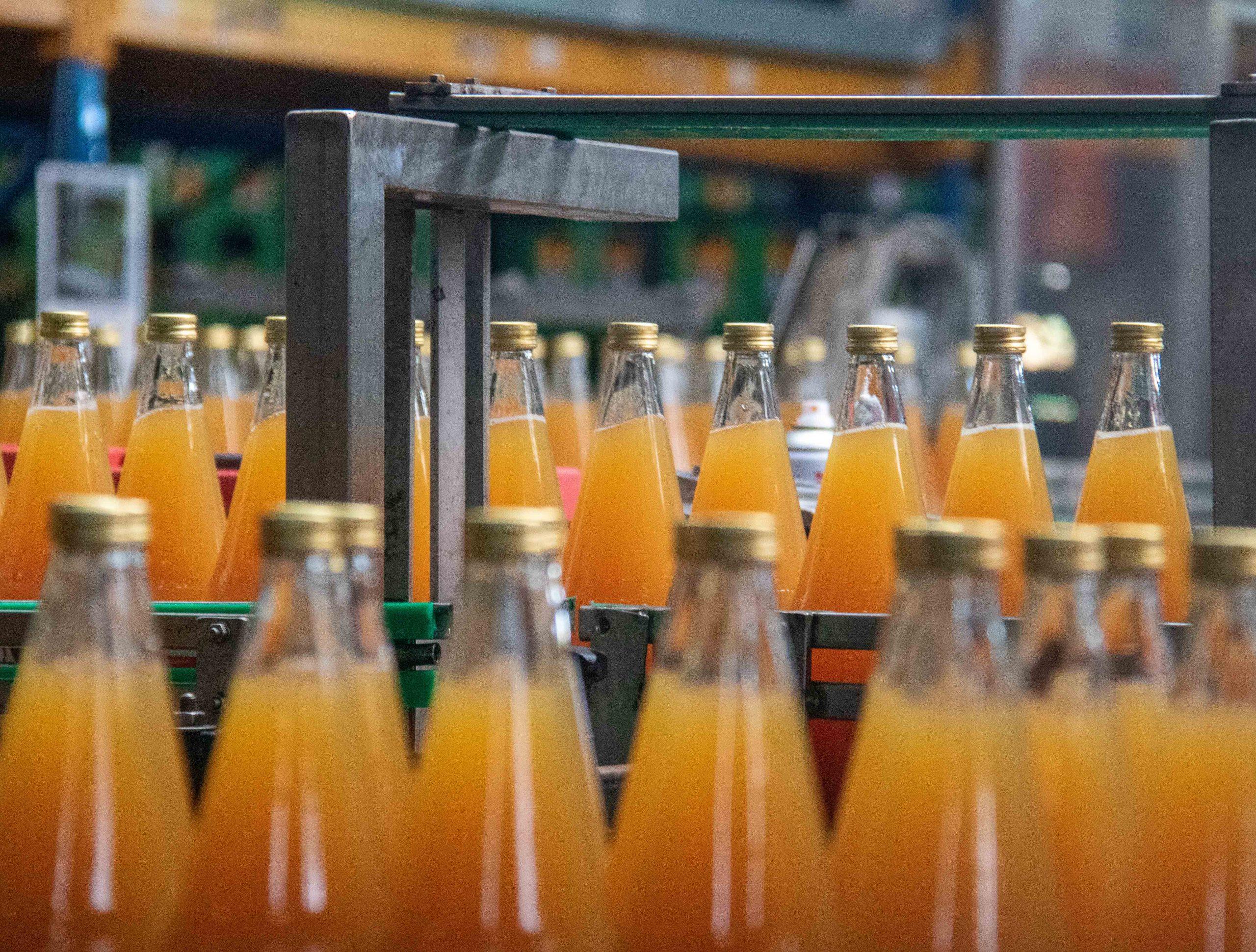 beutelsbacher saft abfüllung produktion