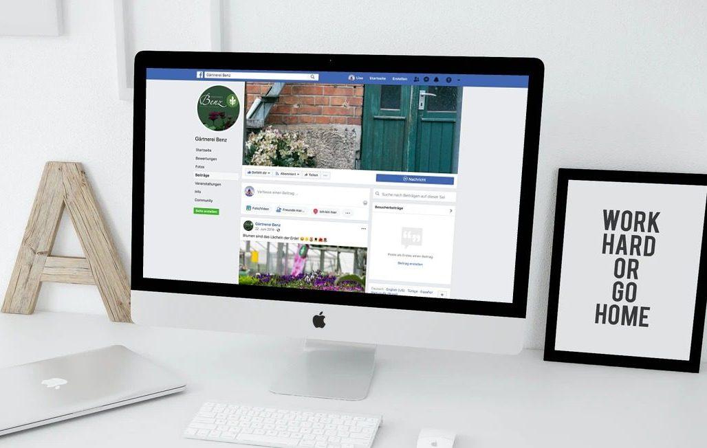 facebook Gätnerei Benz