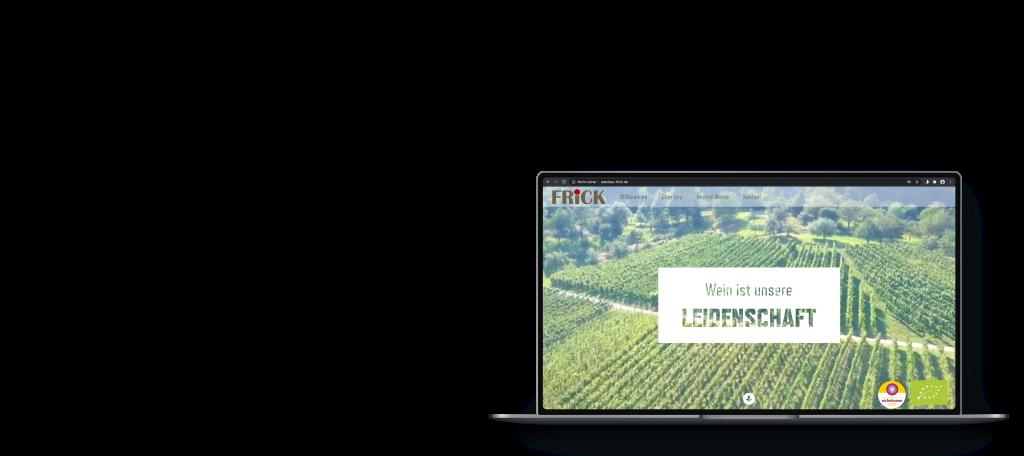 Website Laptop